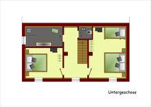 Auhäuslalm - Untergeschoss